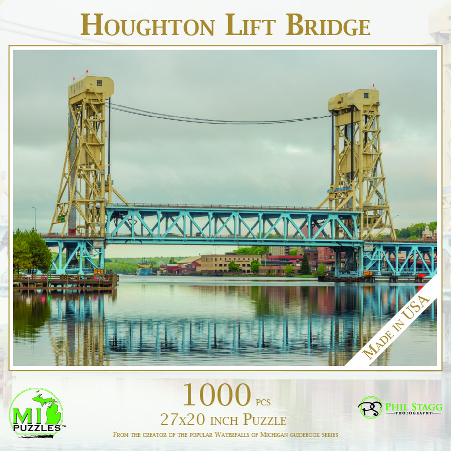Houghton Lift Bridge Puzzle