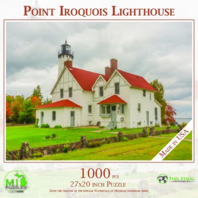 Point Iroquois Lighthouse Puzzle