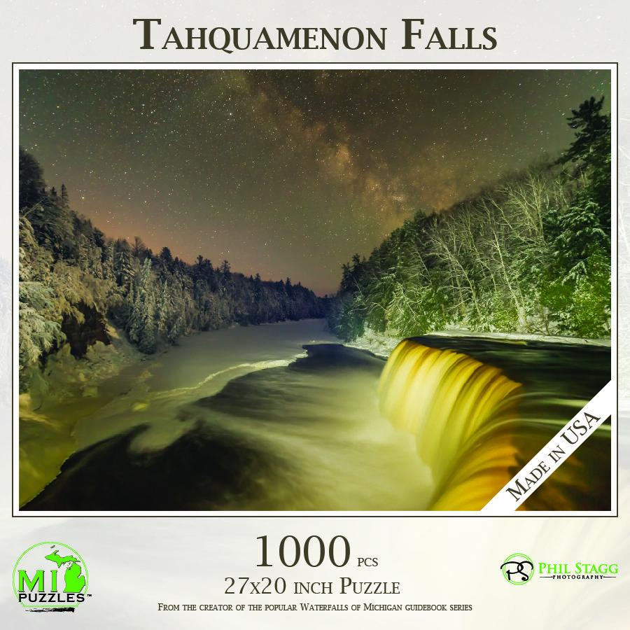 Tahquamenon Falls (Milky Way) Puzzle