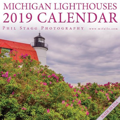 2019 Michigan Lighthouses Calendar