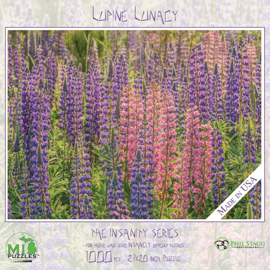Lupine Lunacy Puzzle