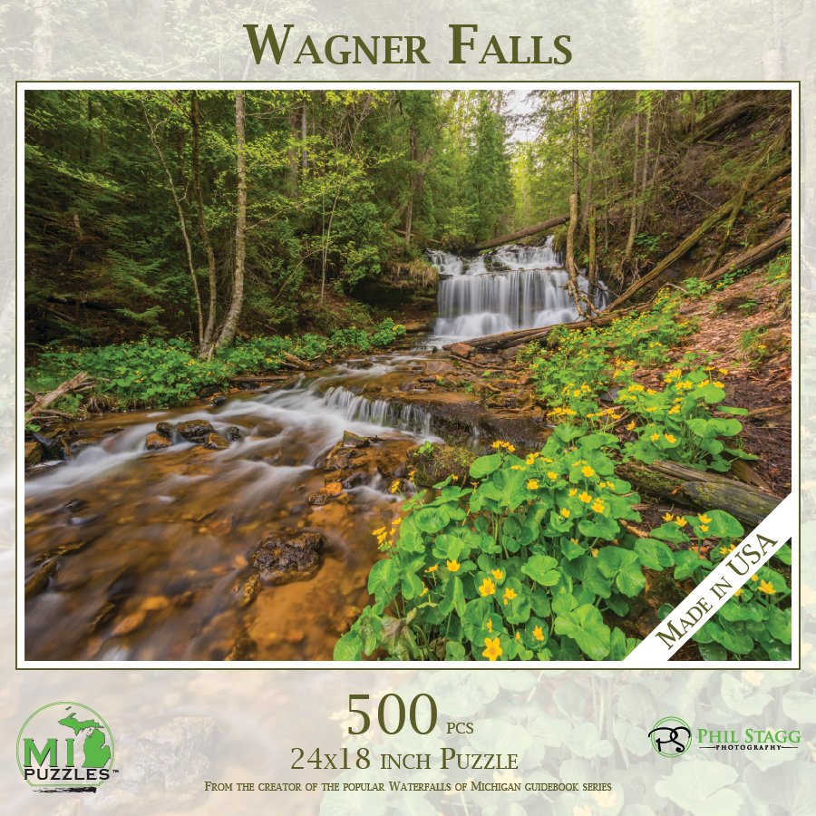 Wagner Falls Puzzle