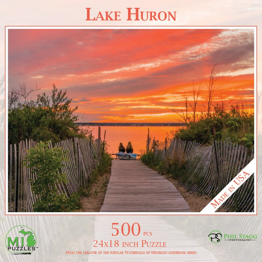 Lake Huron Puzzle