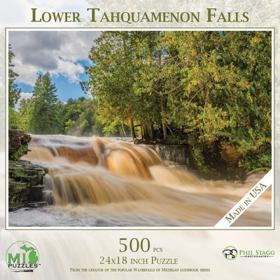 Lower Tahquamenon Falls Puzzle