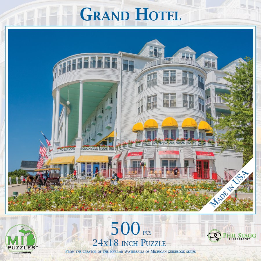 Grand Hotel Puzzle