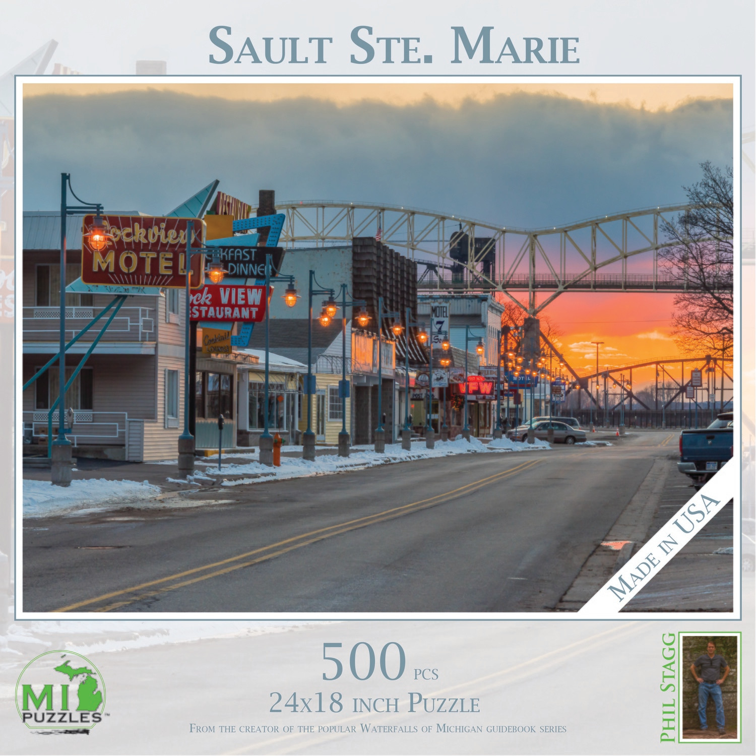 Sault Ste. Marie - Downtown