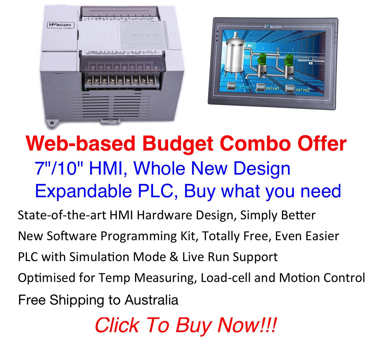 New Design Combo kit: New Platform 7