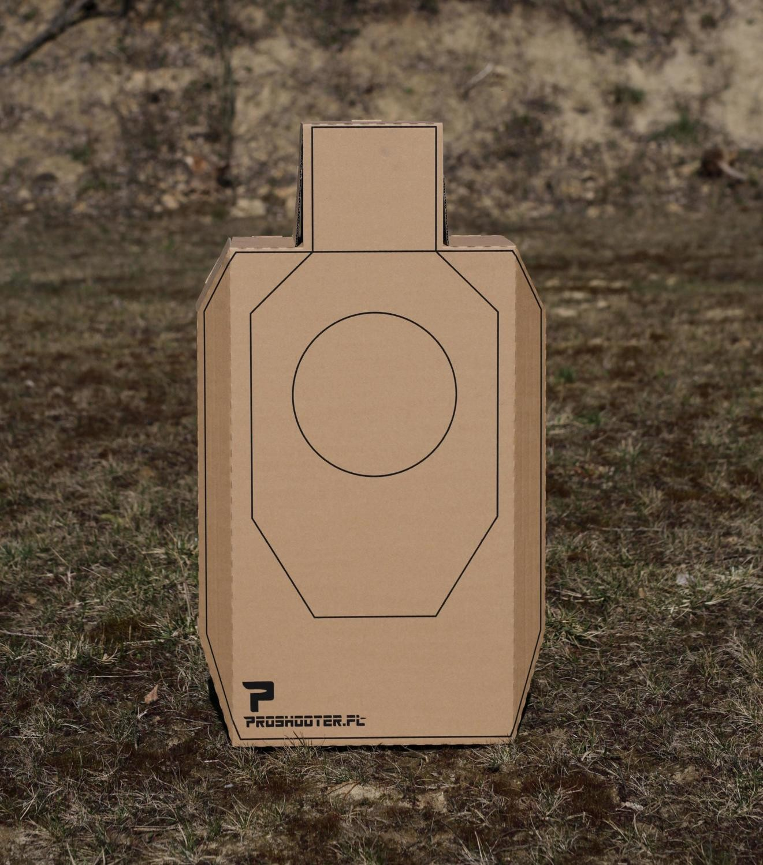 Cel strzelecki 3D PRO-TACTIC IDPA (10szt)