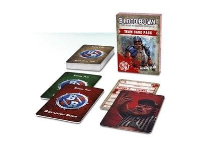 Blood Bowl: Human Team Card Pack