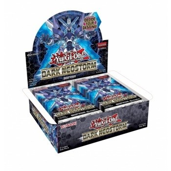 YGO - Dark Neostorm - Booster Display (24 Boosters)