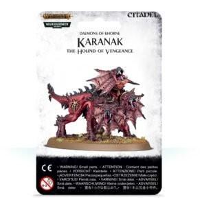 Karanak, Hound of Vengeance