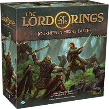 The Lord Of The Rings - Journeys in Middle Earth - EN