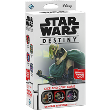 Star Wars: Destiny - General Grievous Starter Set - EN