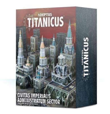 Civitas Imperialis Administratum Sector