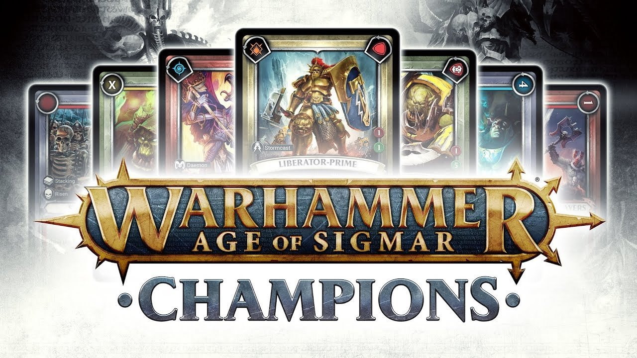Age of Sigmar Champions: Trial of the Champions AoSC1