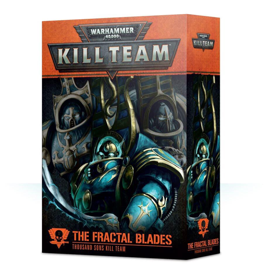 Kill Team: The Fractal Blades – Thousand Sons Kill Team