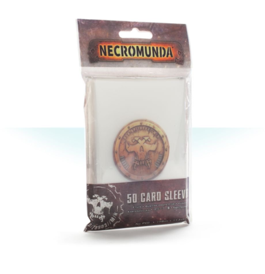 Necromunda: Card Sleeves
