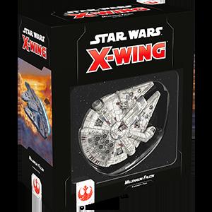 Star Wars: X-Wing  - Millennium Falcon Expansion Pack - (Second Edition-EN)