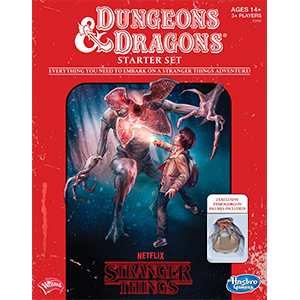 Dungeons & Dragons 5th: Stranger Things - Starter Set