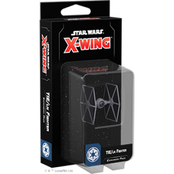 Star Wars X-Wing- TIE/ln Fighter Expansion Pack -  (2nd Edition-EN)