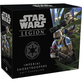 Star Wars Legion: Imperial Shoretroopers Unit Expansion - EN