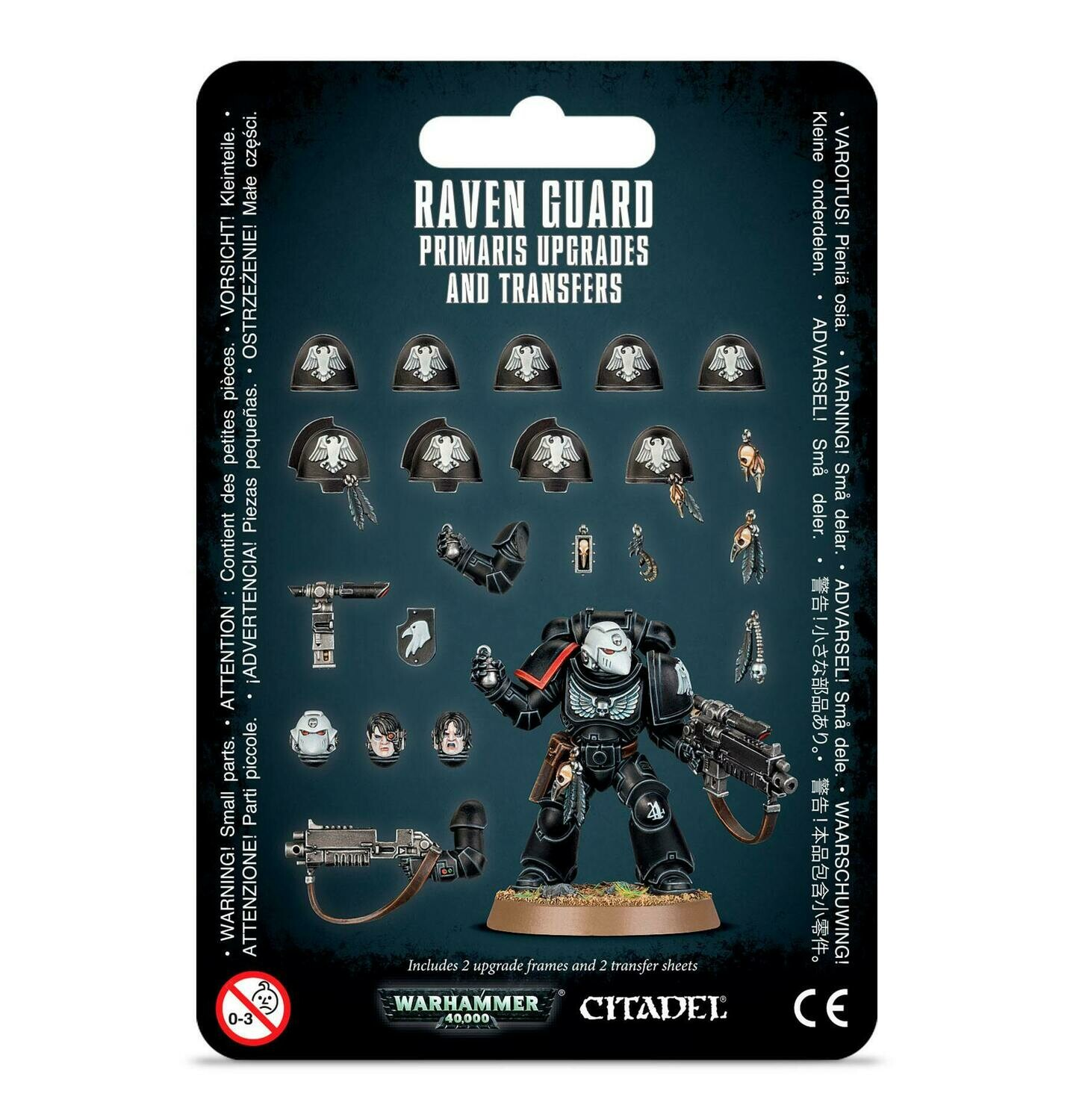 Raven Guard Primaris Upgrades & Transfers