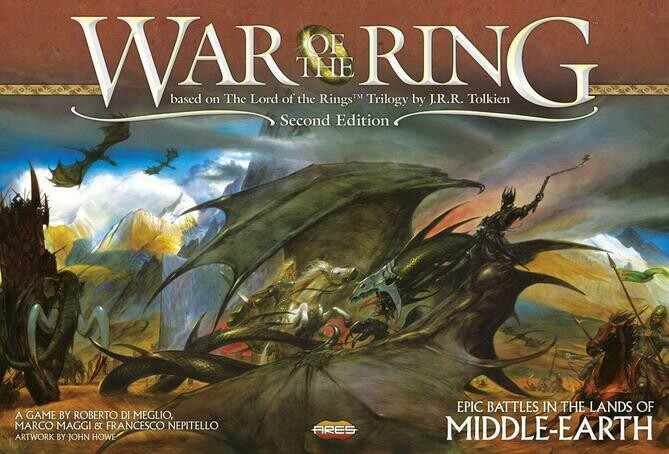 War of the ring 2. ed.