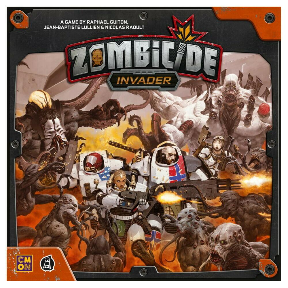 Zombicide Invader