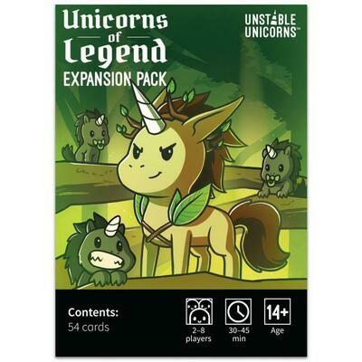 Unstable Unicorns of Legend Expansion Pack