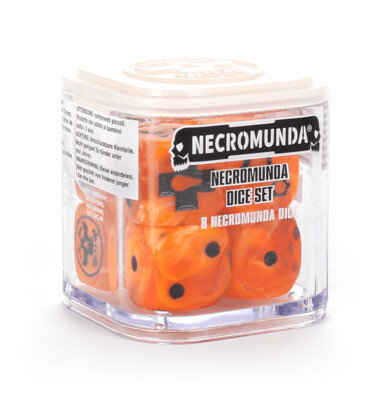Necromunda: Dice Set