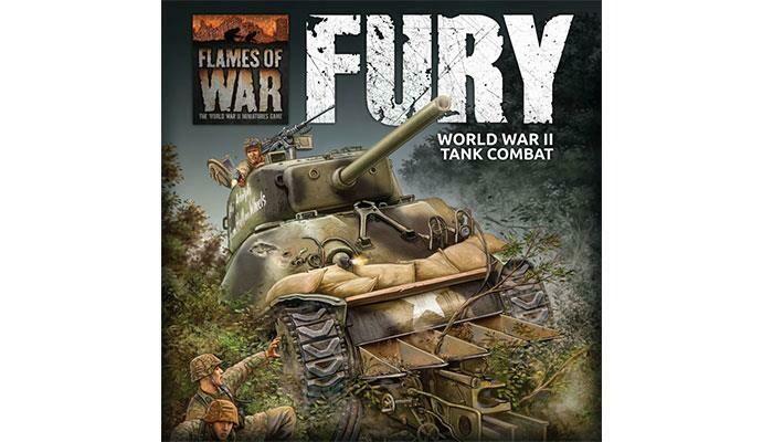 """""""Fury"""" Starter Set"""