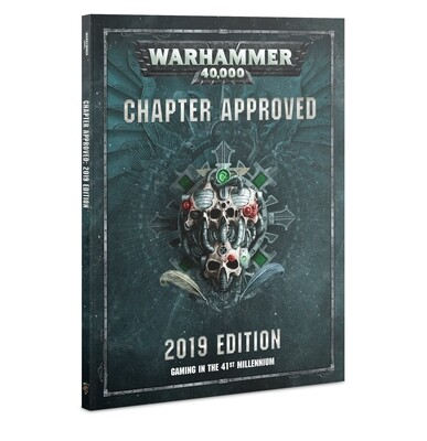 Chapter Approved 2019