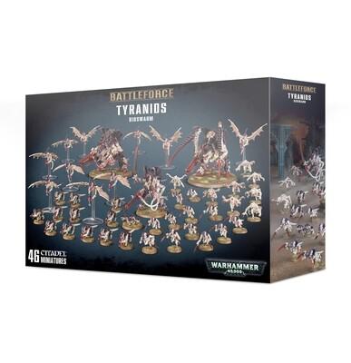 Tyranids: Bioswam