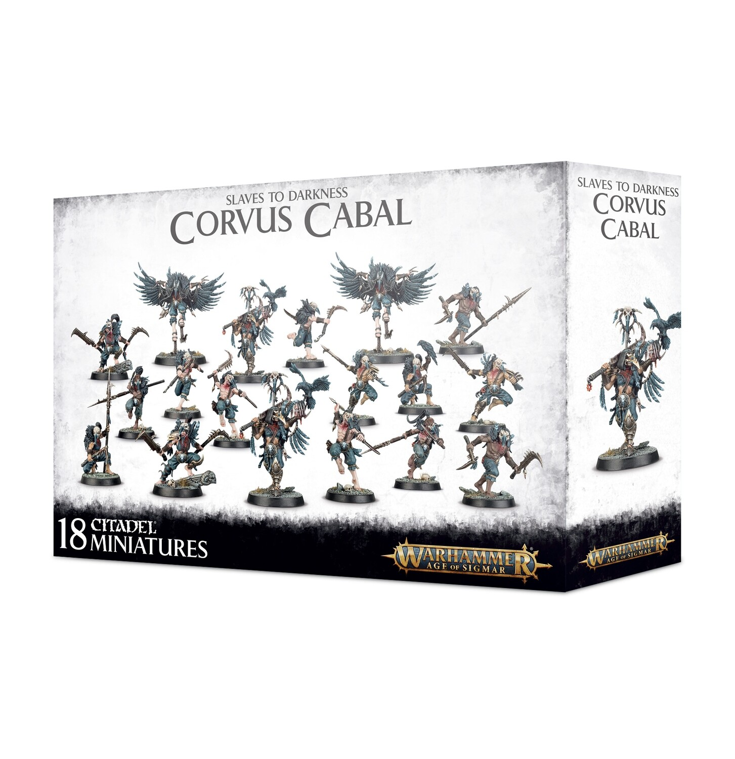 Slaves to Darkness: Corvus Cabal