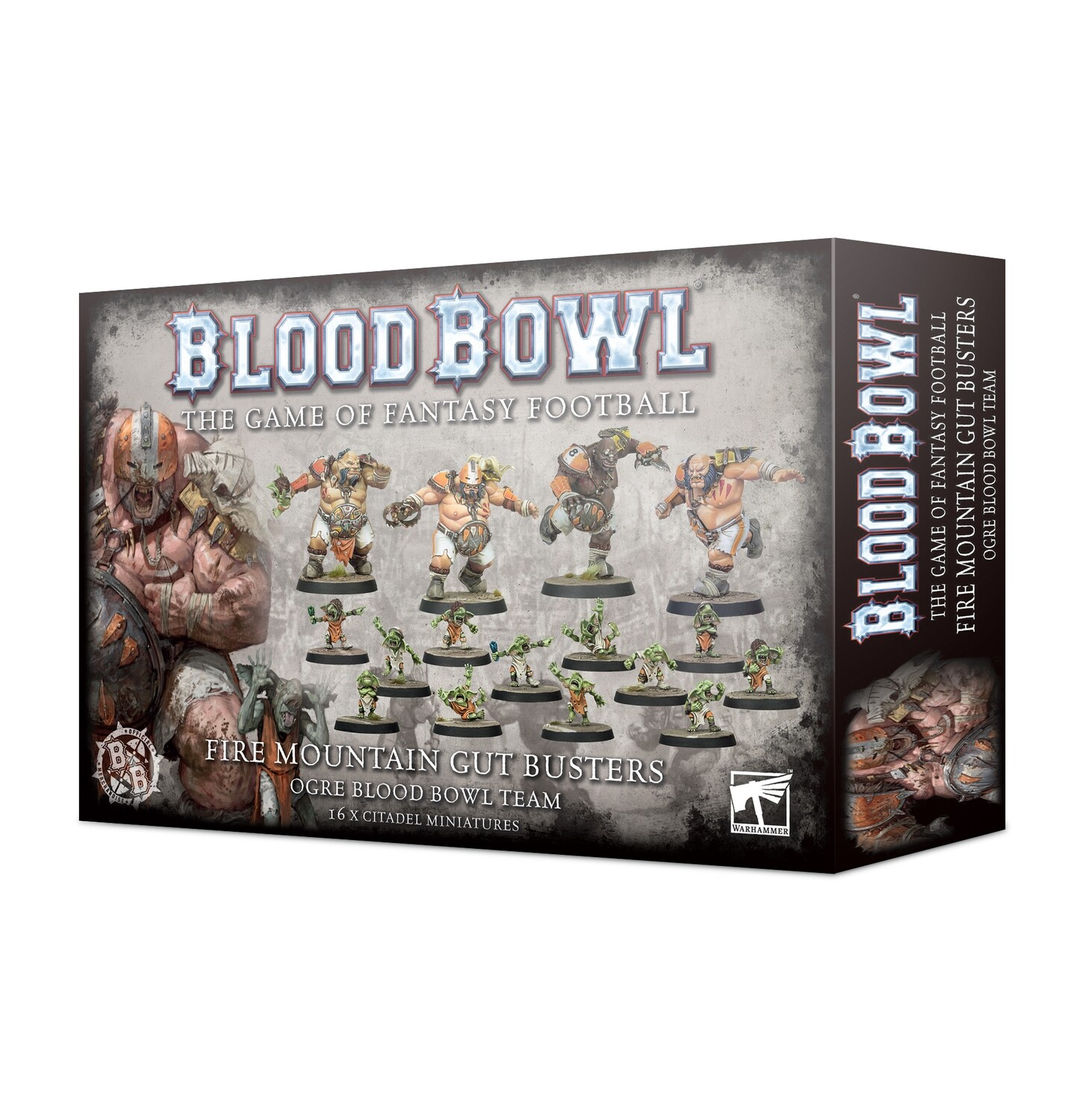 Blood Bowl: Fire Mountain Gut Busters