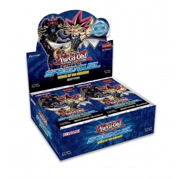 Yugioh: Speed Duel - Trials of Kingdom - Booster Display