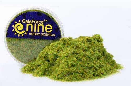 Galeforce Nine: Green Static Grass