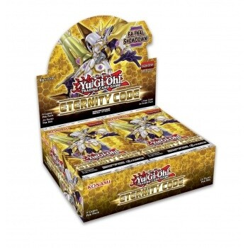 Eternity Code - Booster Display (24 Packs) - EN