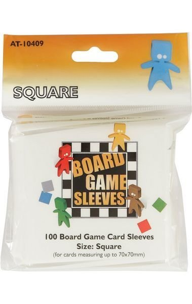 Board Game Sleeves • Square
