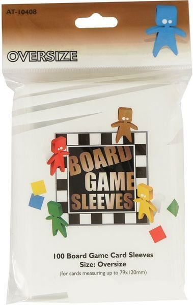 Board Game Sleeves • Oversize