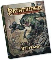Pathfinder Bestiary Pocket Ed.
