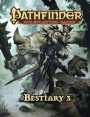 Pathfinder Bestiary 3