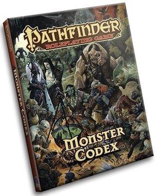 Pathfinder Monster Codex