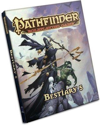 Pathfinder Bestiary 5