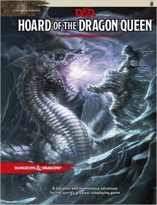 D&D 5th Ed. Hoard of Dragon Queen