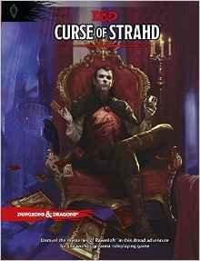 D&D 5th Ed. Curse of The Strahd