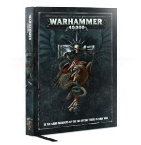 Warhammer 40.000 Rulebook 8th Edition