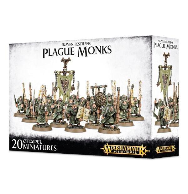 Plague Monks