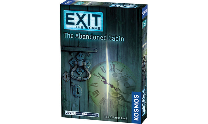 EXIT The Abandoned Cabin