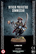 Officio Prefectus Commissar